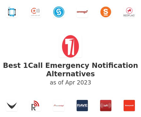 Best 1Call Emergency Notification Alternatives