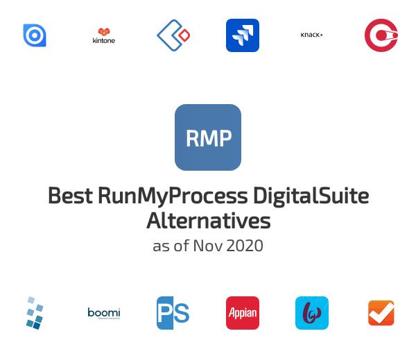 Best RunMyProcess DigitalSuite Alternatives