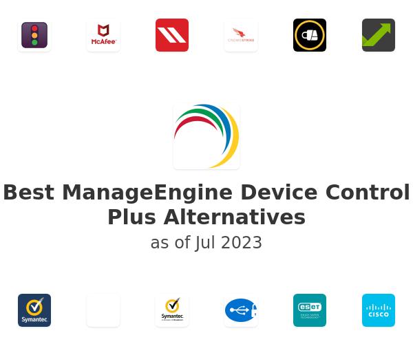 Best ManageEngine Device Control Plus Alternatives
