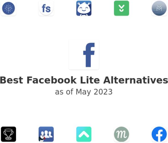 Best Facebook Lite Alternatives