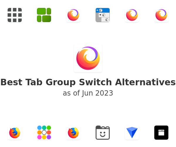 Best Tab Group Switch Alternatives
