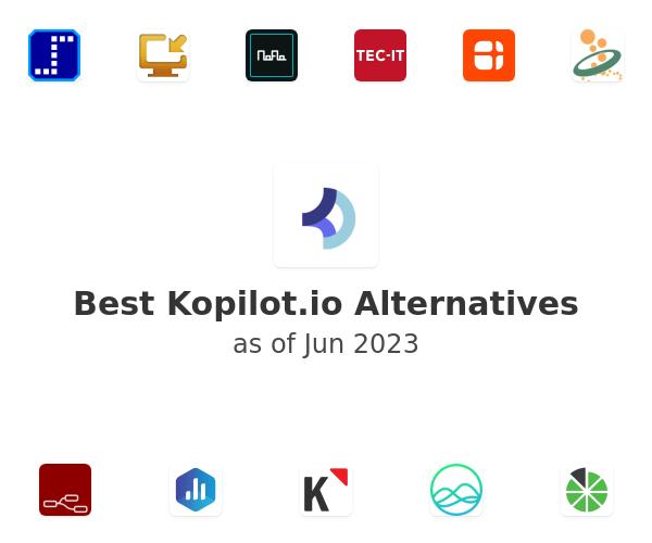 Best Kopilot.io Alternatives
