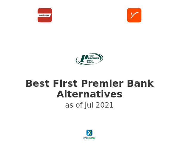 Best First Premier Bank Alternatives