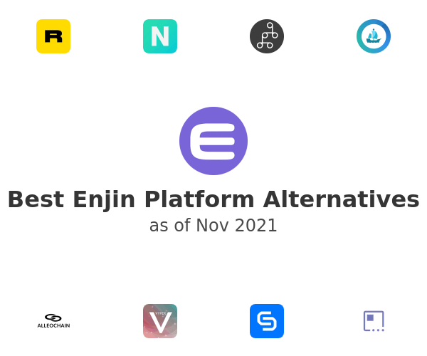 Best Enjin Platform Alternatives