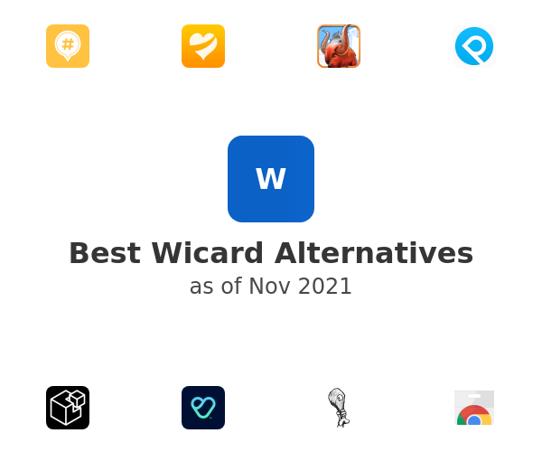 Best Wicard Alternatives