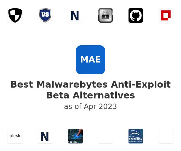 Best Malwarebytes Anti-Exploit Beta Alternatives