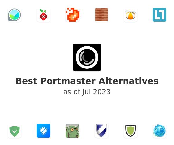 Best Portmaster Alternatives