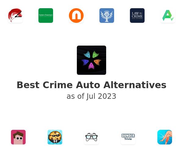 Best Crime Auto Alternatives