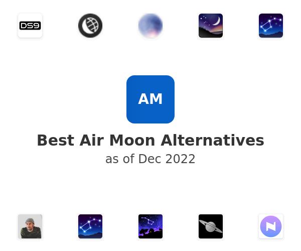 Best Air Moon Alternatives
