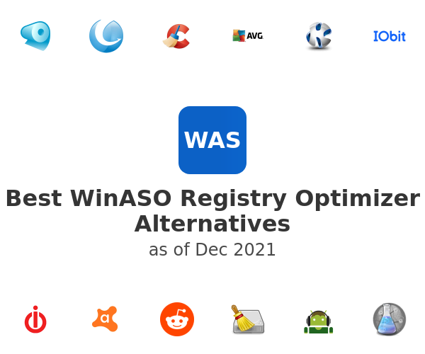 Best WinASO Registry Optimizer Alternatives