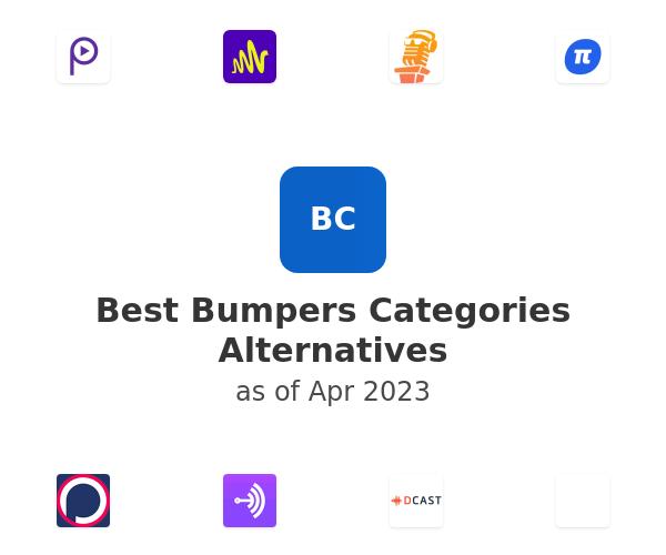 Best Bumpers Categories Alternatives