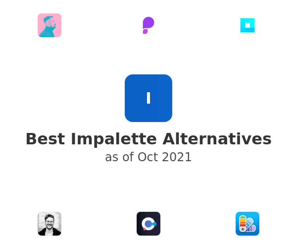 Best Impalette Alternatives