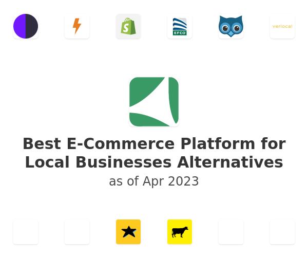 Best E-Commerce Platform for Local Businesses Alternatives