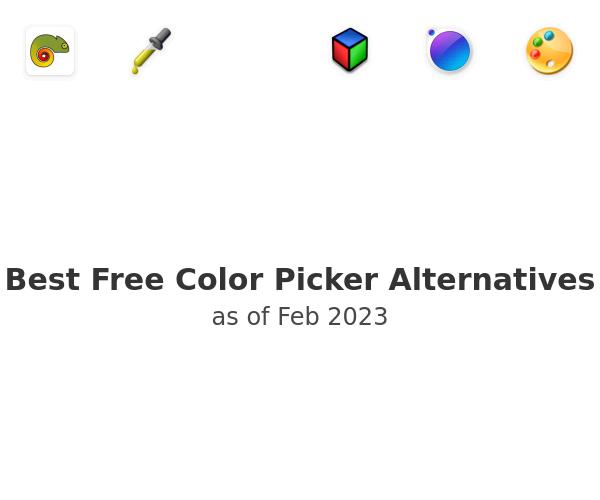 Best Free Color Picker Alternatives