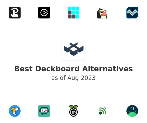 Best Deckboard Alternatives