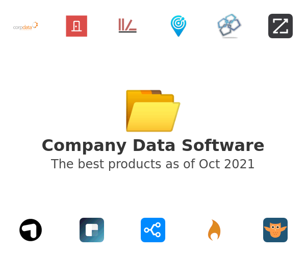 Company Data Software