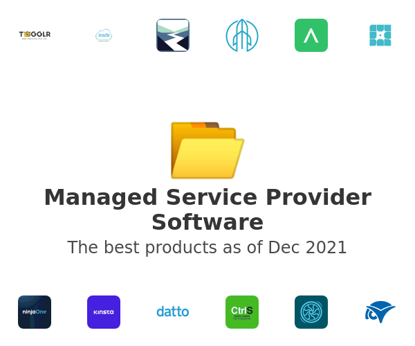 Managed Service Provider Software
