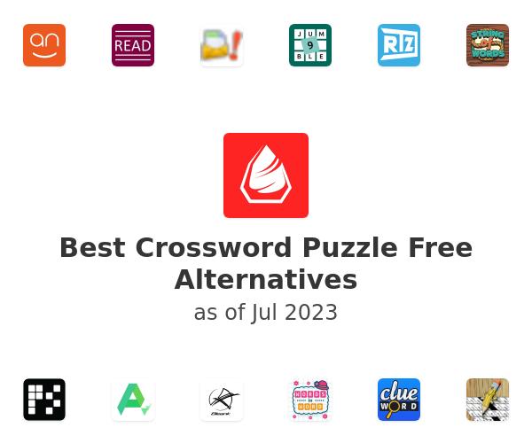 Best Crossword Puzzle Free Alternatives