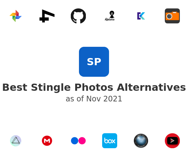 Best Stingle Photos Alternatives