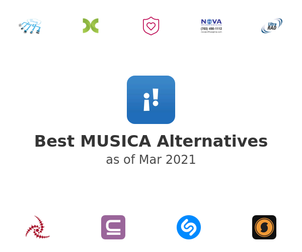 Best MUSICA Alternatives