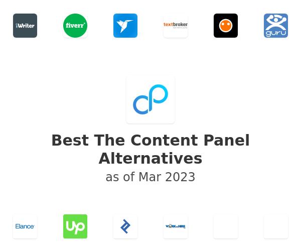 Best The Content Panel Alternatives
