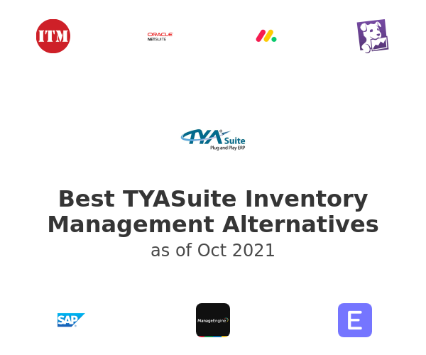 Best TYA Suite Inventory Management Alternatives
