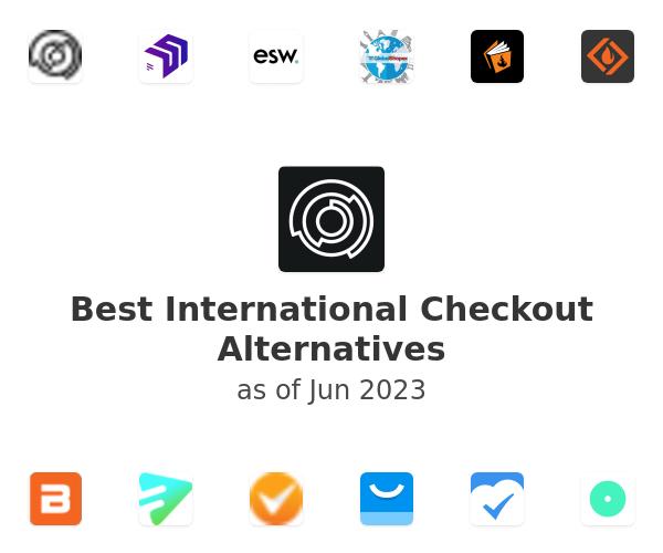 Best International Checkout Alternatives