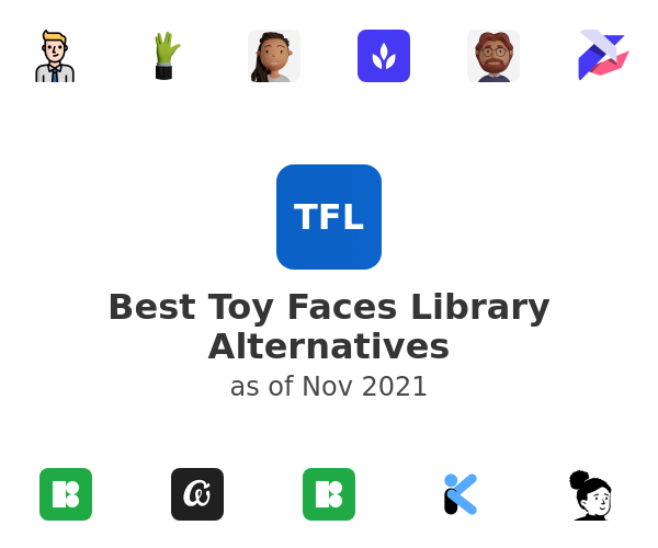 Best Toy Faces Library Alternatives