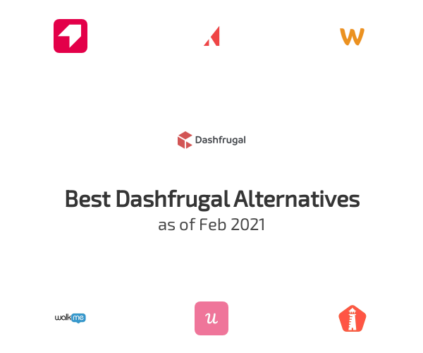 Best Dashfrugal Alternatives
