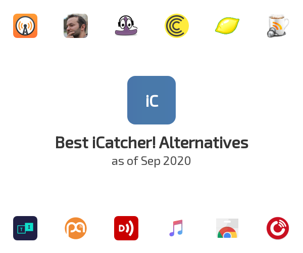 Best iCatcher! Alternatives