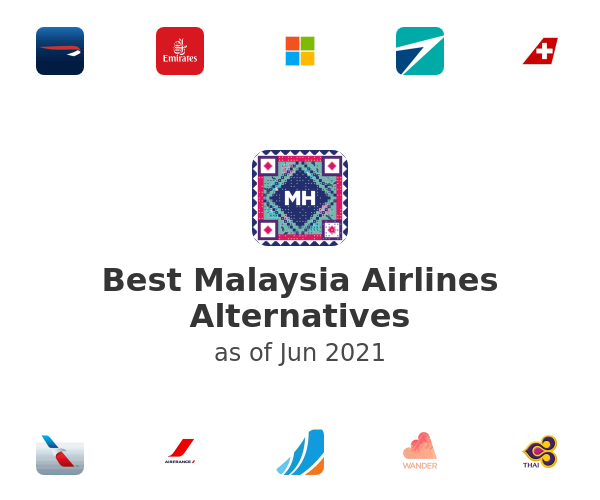 Best Malaysia Airlines Alternatives