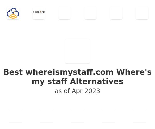 Best Where's my staff Alternatives