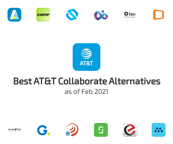 Best AT&T Collaborate Alternatives