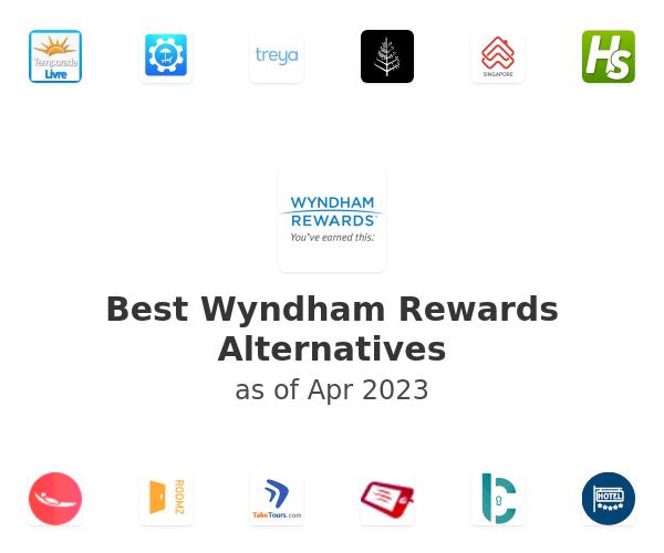 Best Wyndham Rewards Alternatives