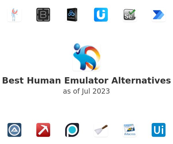 Best Human Emulator Alternatives