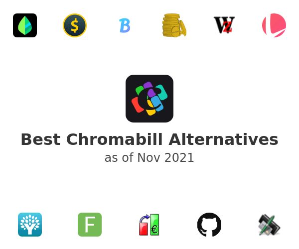 Best Chromabill Alternatives