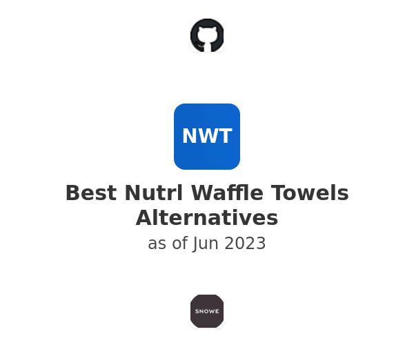 Best Nutrl Waffle Towels Alternatives