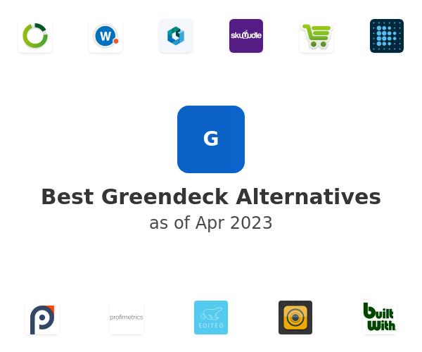 Best Greendeck Alternatives
