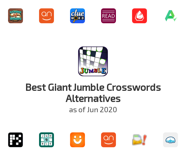 Best Giant Jumble Crosswords Alternatives