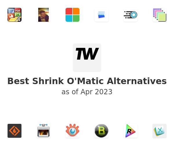 Best Shrink O'Matic Alternatives