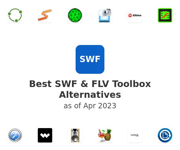 Best SWF & FLV Toolbox Alternatives