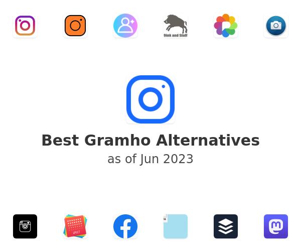 Best Gramho Alternatives