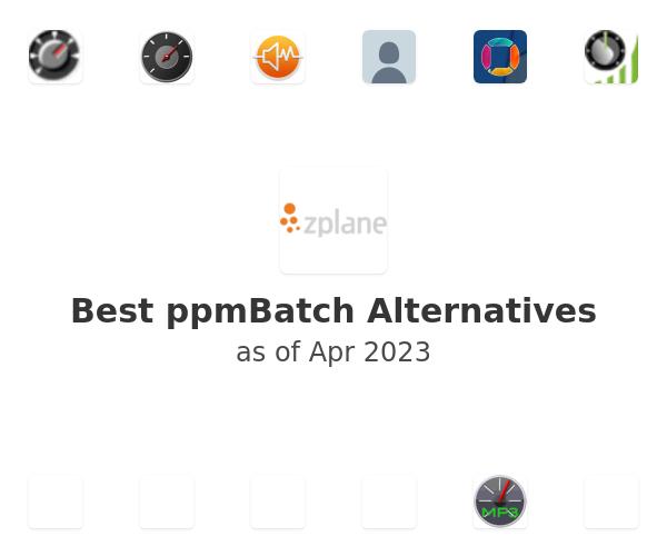 Best ppmBatch Alternatives