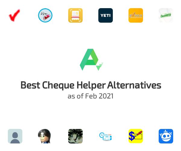 Best Cheque Helper Alternatives