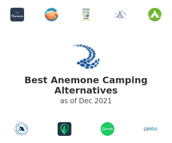 Best Anemone Camping Alternatives