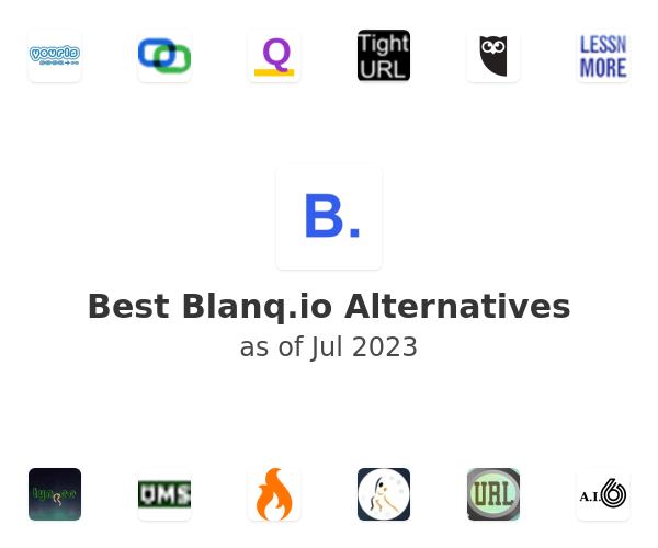 Best Blanq.io Alternatives