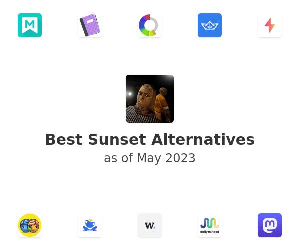 Best Sunset Alternatives