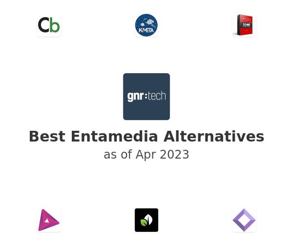 Best Entamedia Alternatives