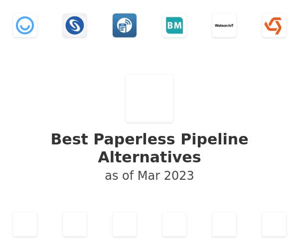 Best Paperless Pipeline Alternatives