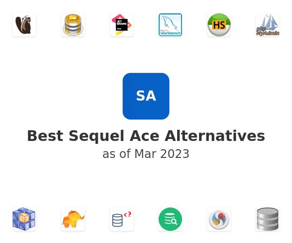 Best Sequel Ace Alternatives